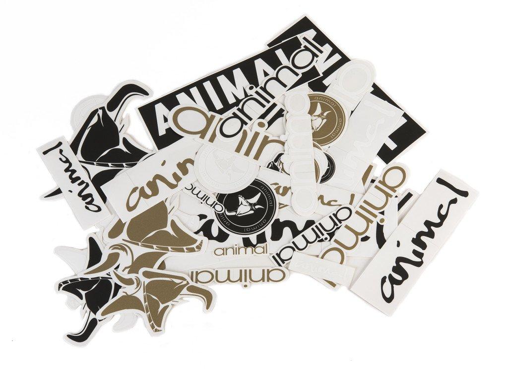 Animal Stickerset | kunstform BMX Shop & Mailorder ...