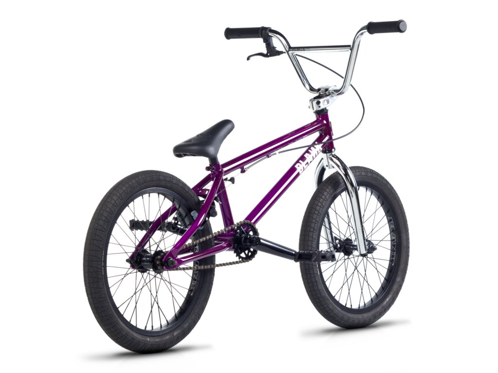 blank bikes hustla 18 2016 bmx bike 18 inch vivid. Black Bedroom Furniture Sets. Home Design Ideas