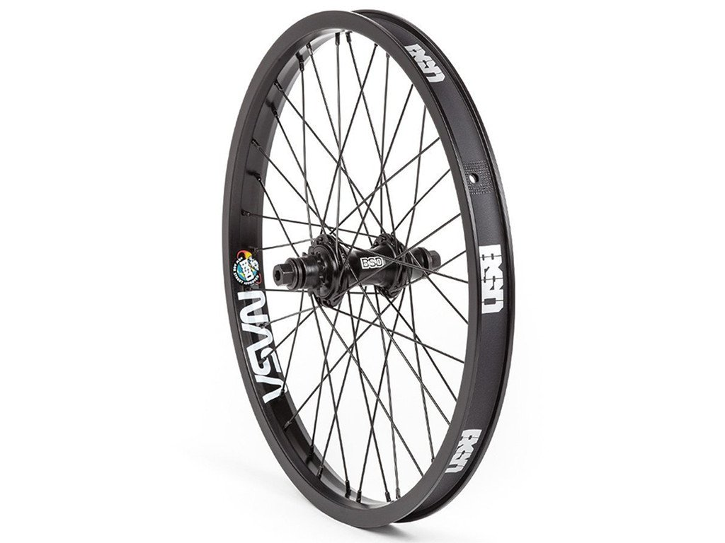 BSD BMX BIKE BACKSTREET PRO CASSETTE BICYCLE HUB RHD BLACK SUNDAY PRIMO CULT