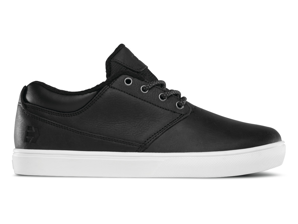 etnies jameson mt shoes black white black kunstform. Black Bedroom Furniture Sets. Home Design Ideas