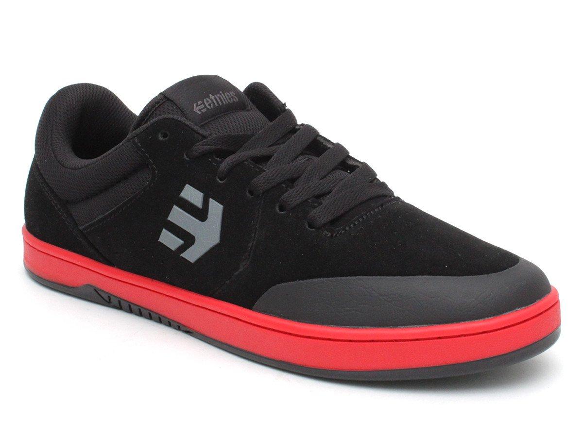 Etnies Ryan Sheckler Shoes Red