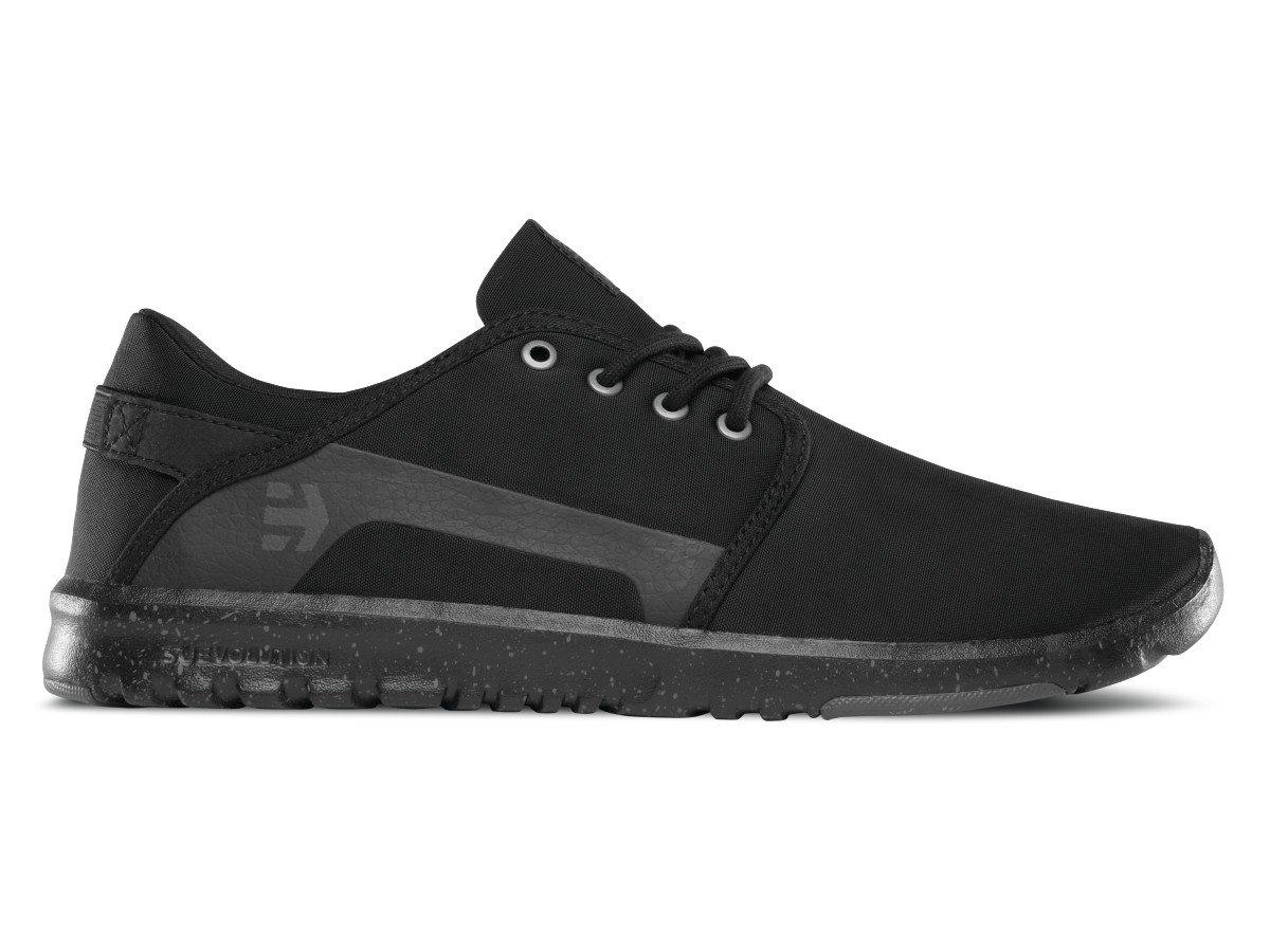 Etnies Scout black white grey Skater Sneaker Schuhe