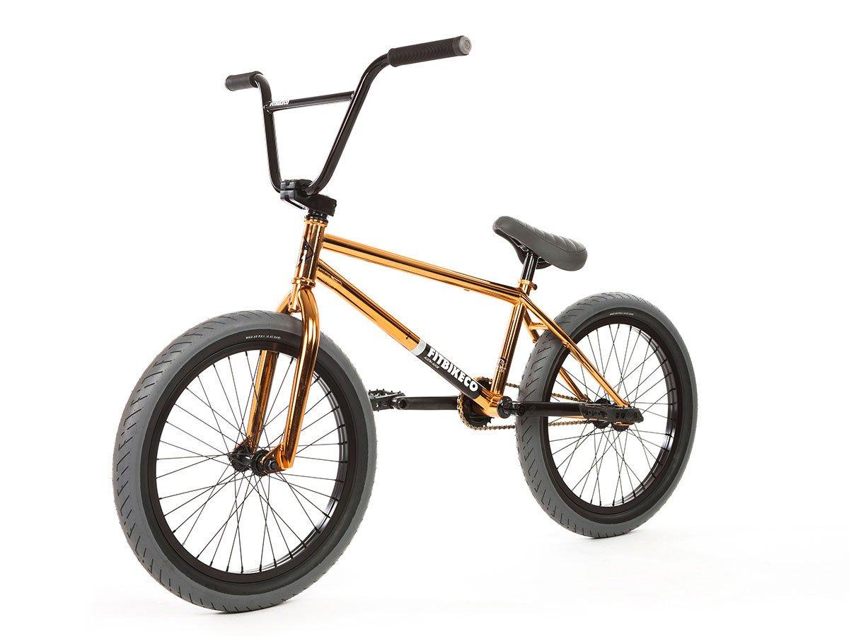 Fit Bike Co Augie 2018 Bmx Bike Ed Bronze Kunstform Bmx