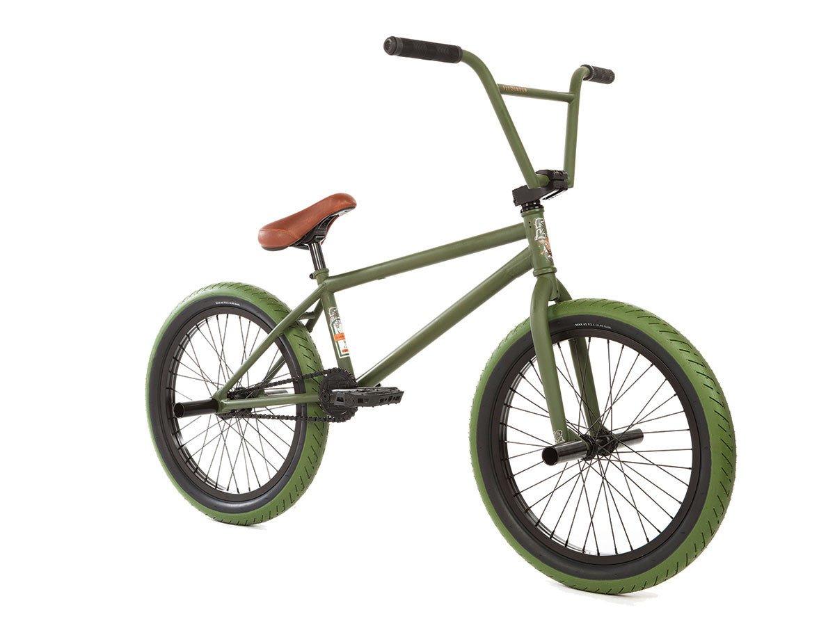 """Fit Bike Co. """"Begin FC"""" 2018 BMX Bike - Army Green ..."""