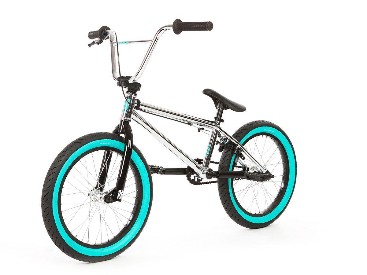 "Fit Bike Co. ""Eighteen"" 2018 BMX Bike - 18 Inch | Chrome ..."