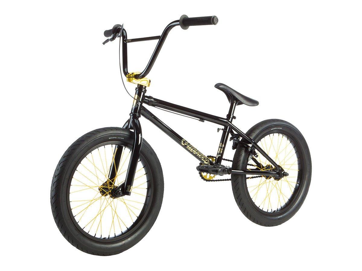 fit bike co eighteen 2019 bmx rad 18 zoll black. Black Bedroom Furniture Sets. Home Design Ideas