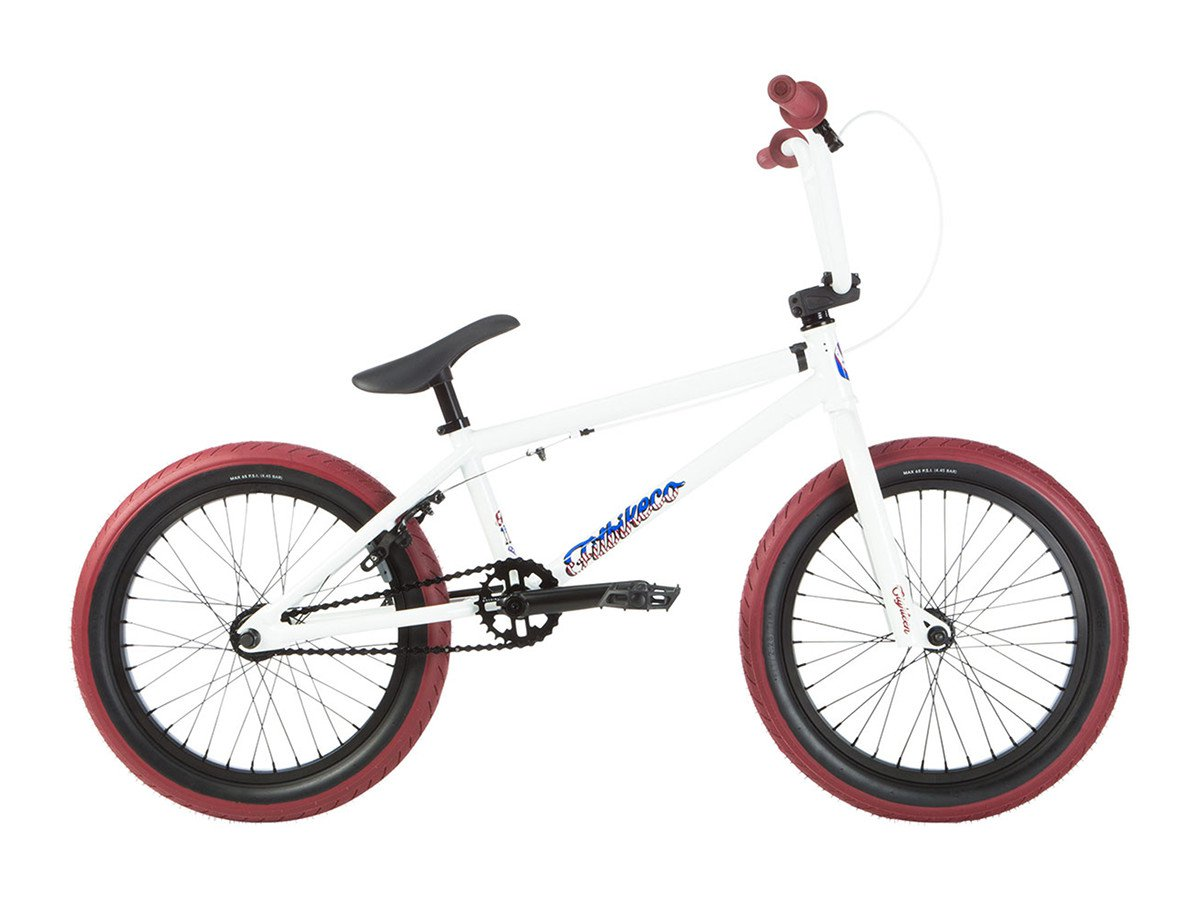 "Fit Bike Co. ""Eighteen"" 2019 BMX Bike - 18 Inch | White ..."