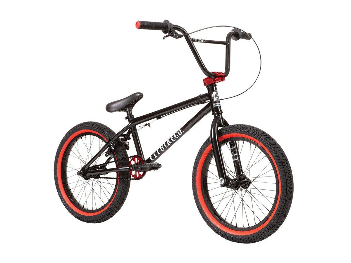 BMX BICYCLE SEAT OLD SCHOOL VELO RED//BLACK