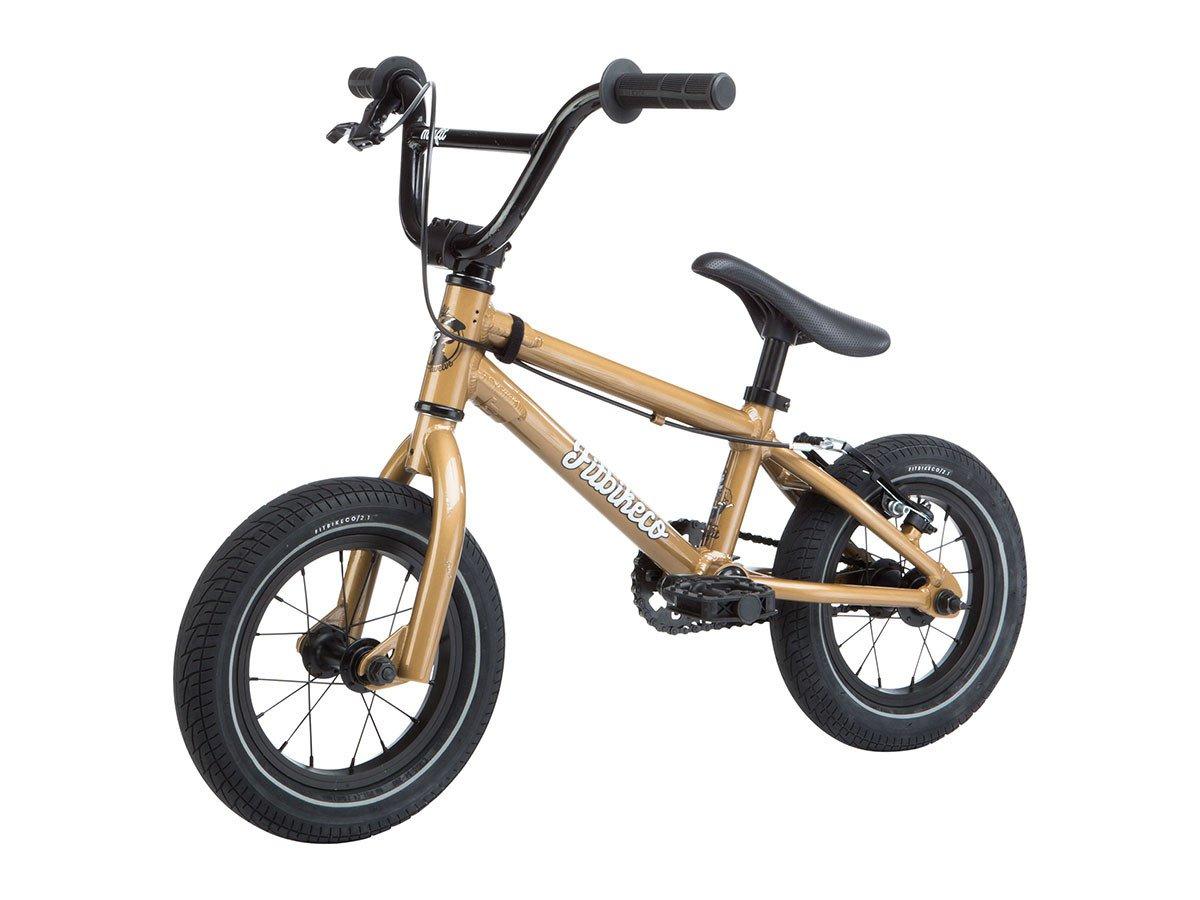 fit bike co misfit 12 2019 bmx rad 12 zoll gold. Black Bedroom Furniture Sets. Home Design Ideas