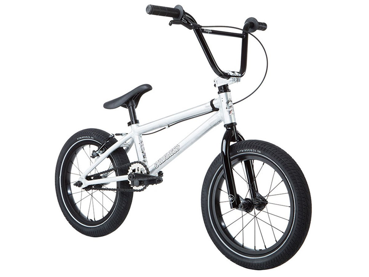 fit bike co misfit 16 2019 bmx rad 16 zoll brushed. Black Bedroom Furniture Sets. Home Design Ideas