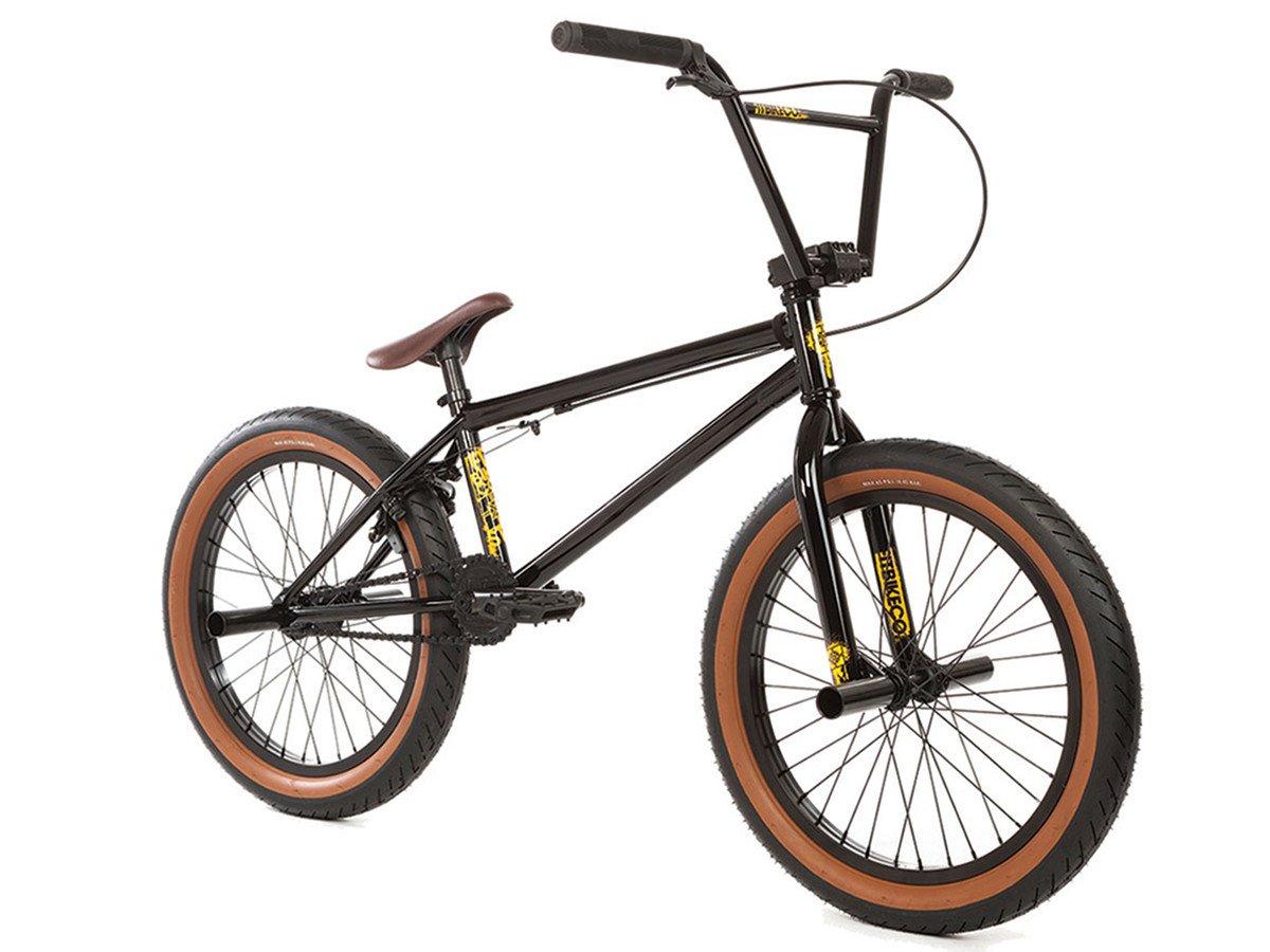 "Fit Bike Co. ""STR"" 2018 BMX Bike - Gloss Black | kunstform ..."
