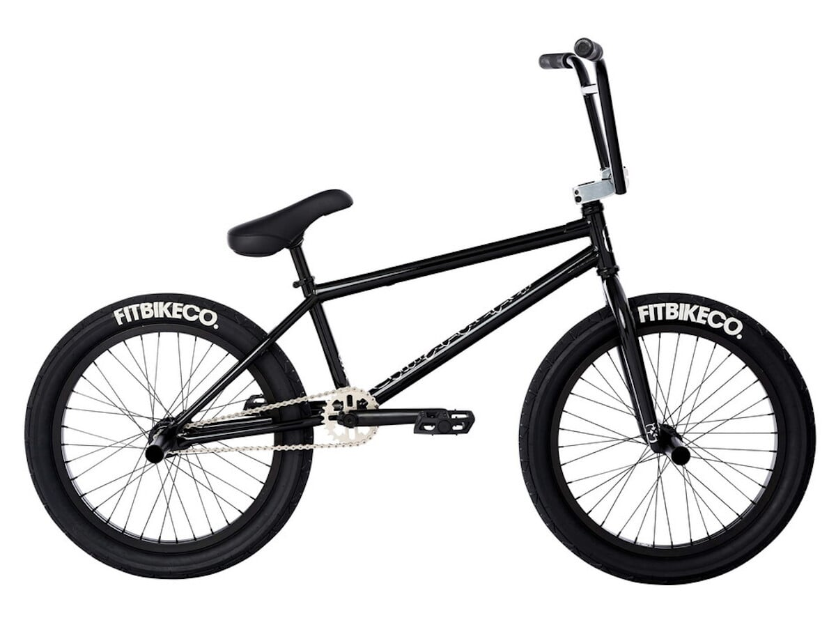 Fit BMX Gyro Black
