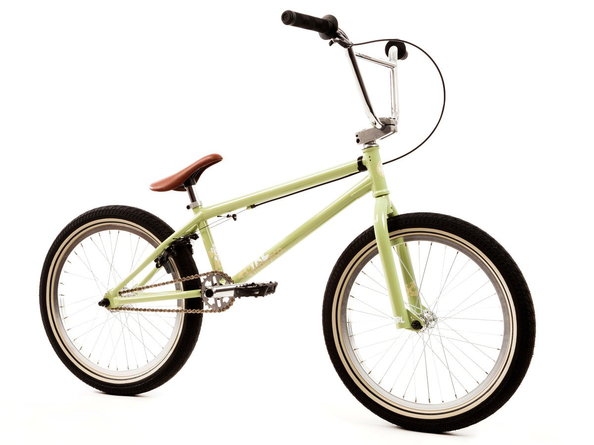 "Fit Bike Co. ""TRL"" 2017 BMX Bike - Light Green | kunstform ..."