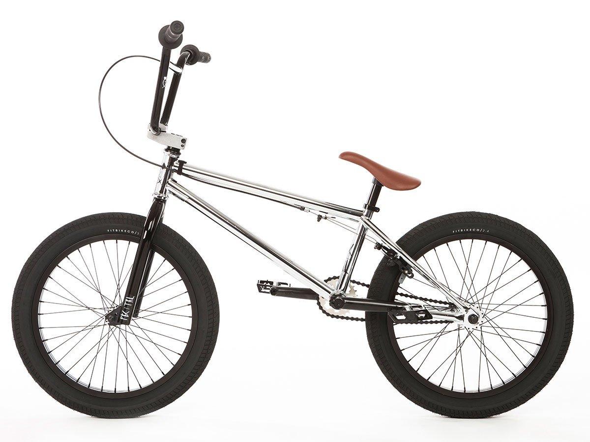 Fit Bike Co Trl 2018 Bmx Bike Chrome Kunstform Bmx Shop