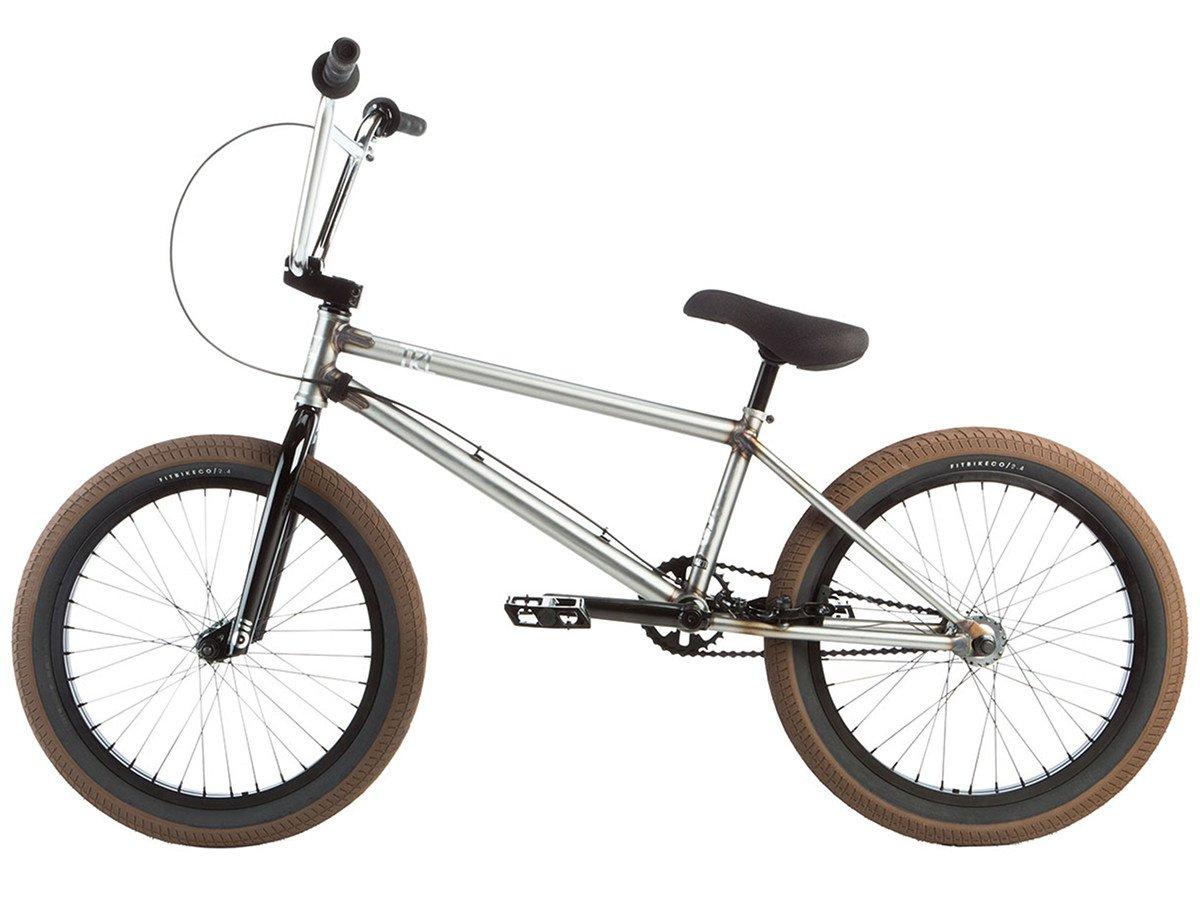 "Fit Bike Co. ""TRL Harti"" 2019 BMX Bike - Matte Clear ..."