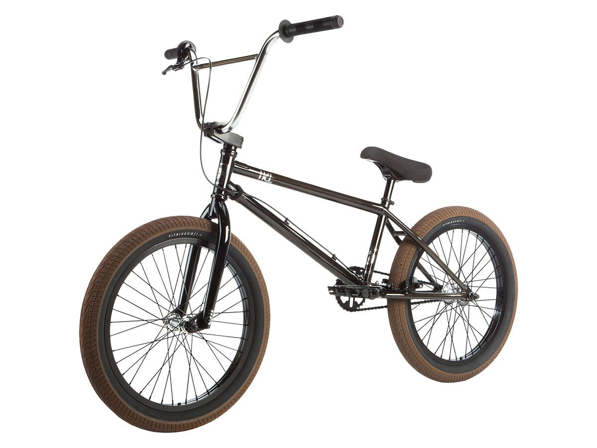 "2019 FIT BIKE CO BMX TRL 20/"" BICYCLE TRANS BLACK SUNDAY PRIMO KINK HARO CULT"