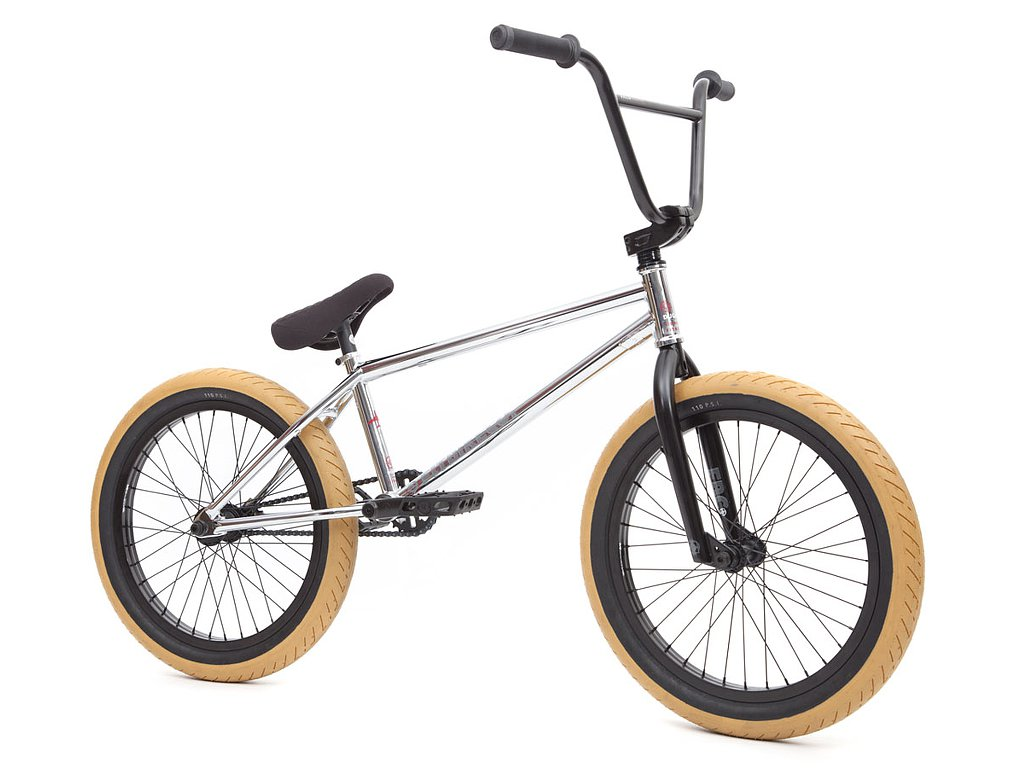 "Fit Bike Co. ""Dugan Signature"" 2016 BMX Bike - Chrome ..."