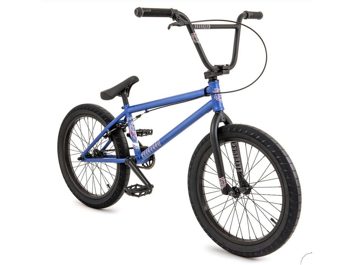 Verde prism blue  frame fork  Bmx Bike decal kit