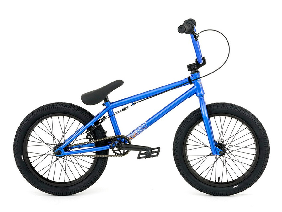flybikes nova 18 2018 bmx bike 18 inch metallic blue. Black Bedroom Furniture Sets. Home Design Ideas