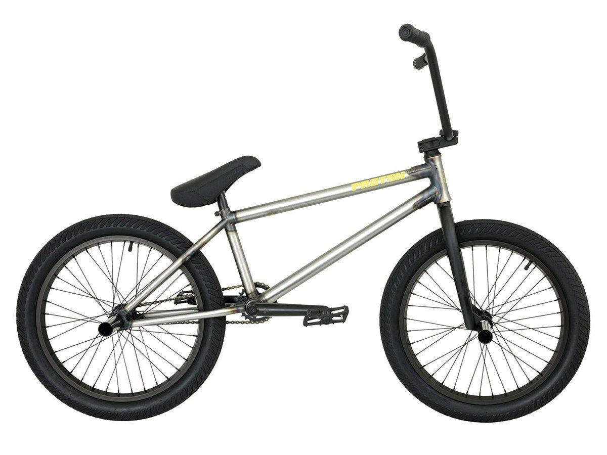 Flybikes proton 2017 bmx rad flat raw lhd for Bmx store
