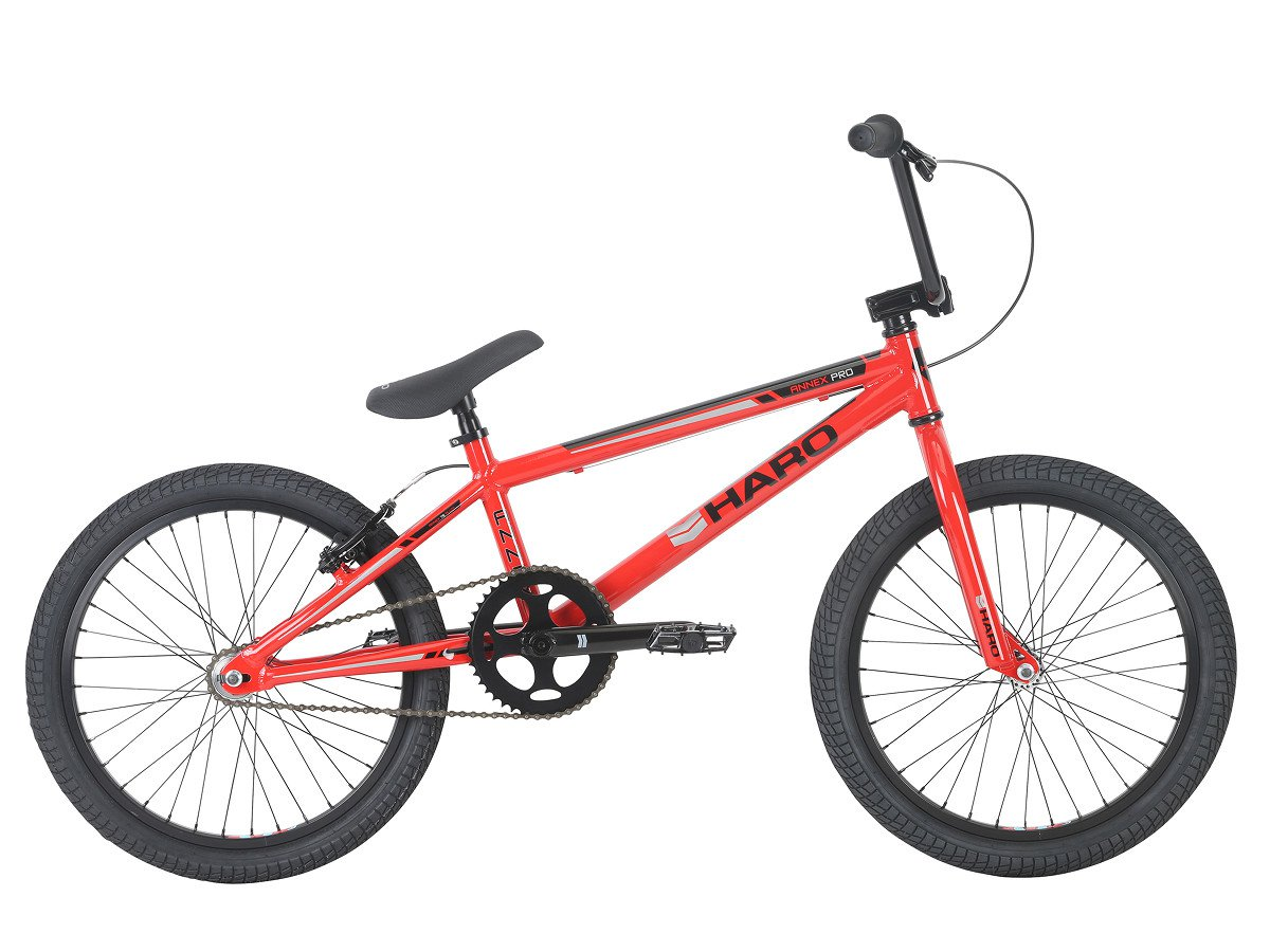 haro bikes annex pro 2018 bmx race bike race red. Black Bedroom Furniture Sets. Home Design Ideas