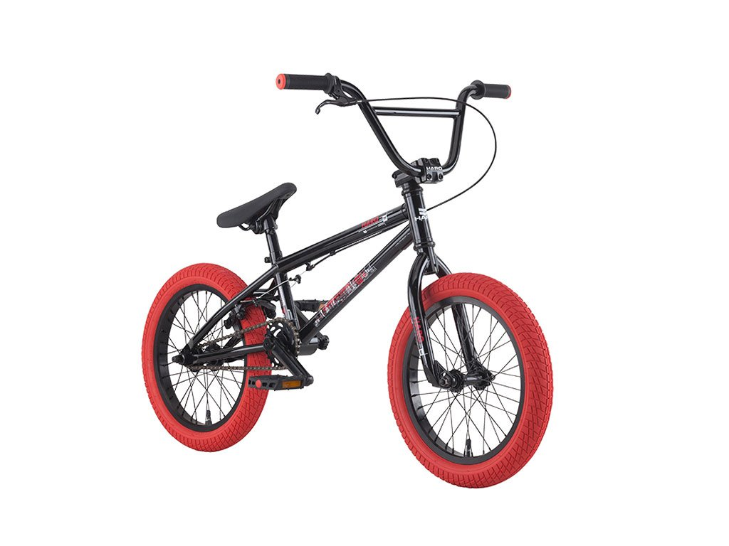 haro bikes downtown 16 2016 bmx bike 16 inch gloss. Black Bedroom Furniture Sets. Home Design Ideas