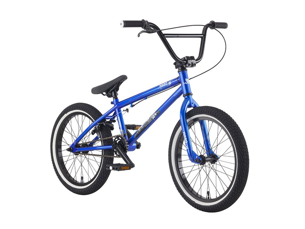 haro bikes downtown 18 2016 bmx rad 18 zoll gloss. Black Bedroom Furniture Sets. Home Design Ideas