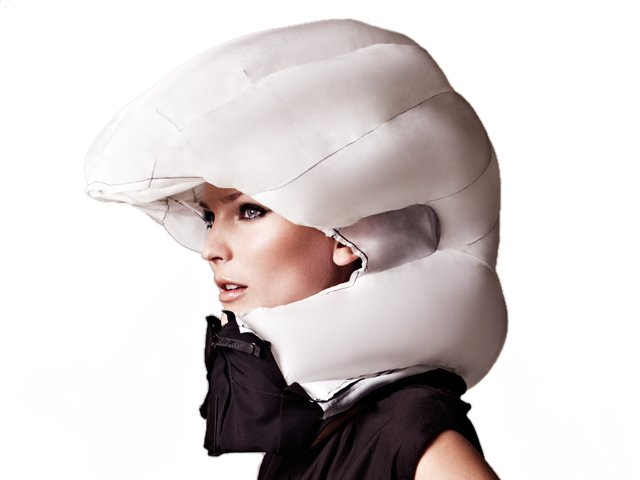 h vding 2 0 airbag helmet kunstform bmx shop. Black Bedroom Furniture Sets. Home Design Ideas