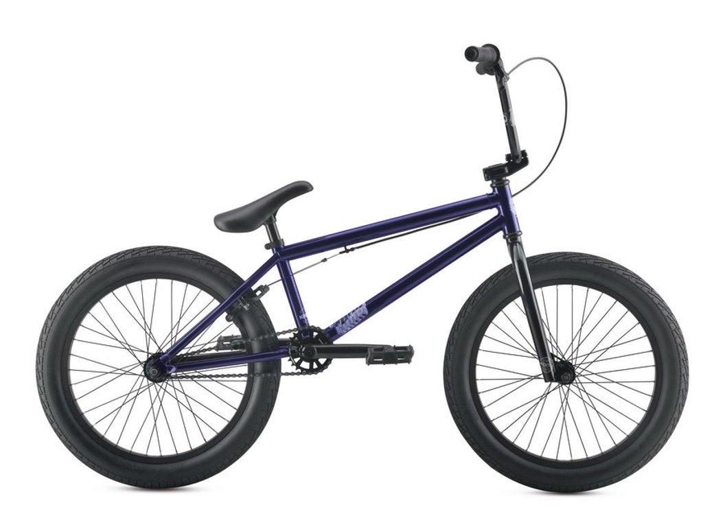 Kink Bikes Quot Curb Quot 2016 Bmx Bike Gloss Arcade Navy