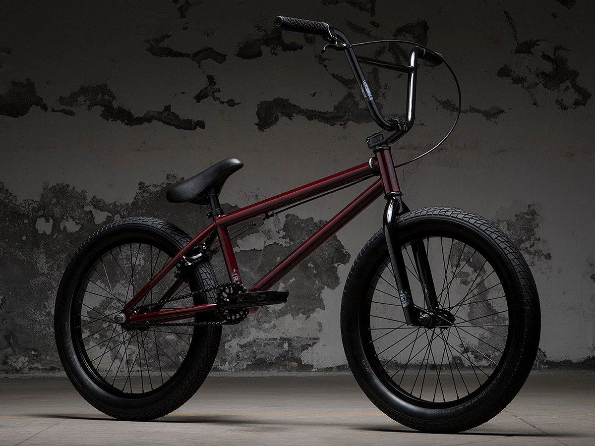 "Kink Bikes ""Curb"" 2018 BMX Bike"
