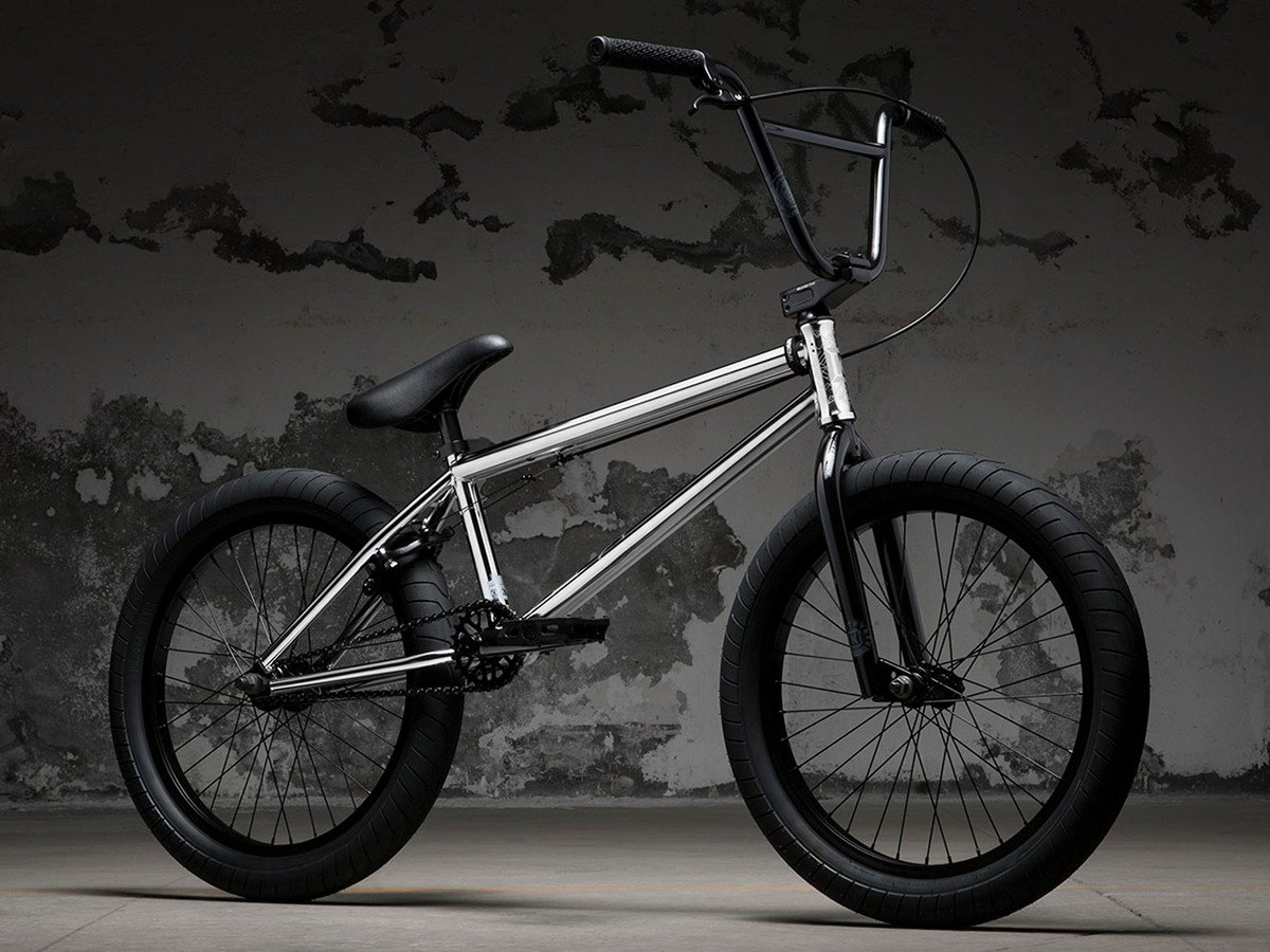 Kink bikes launch 2018 bmx bike chrome kunstform bmx for Bmx store