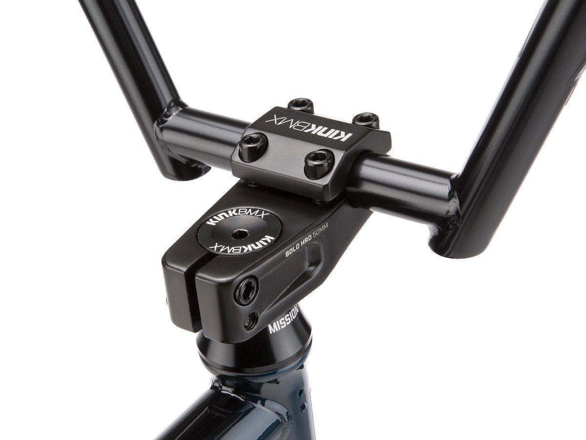 Black 9//16 MTB Bikes KINK Hemlock Pedals for BMX Bikes