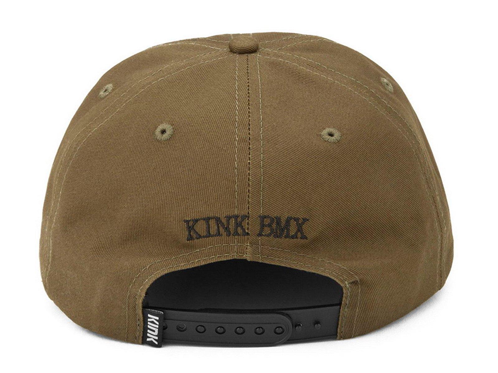 Brown BMX Beanie Kink BMX Roast Beanie