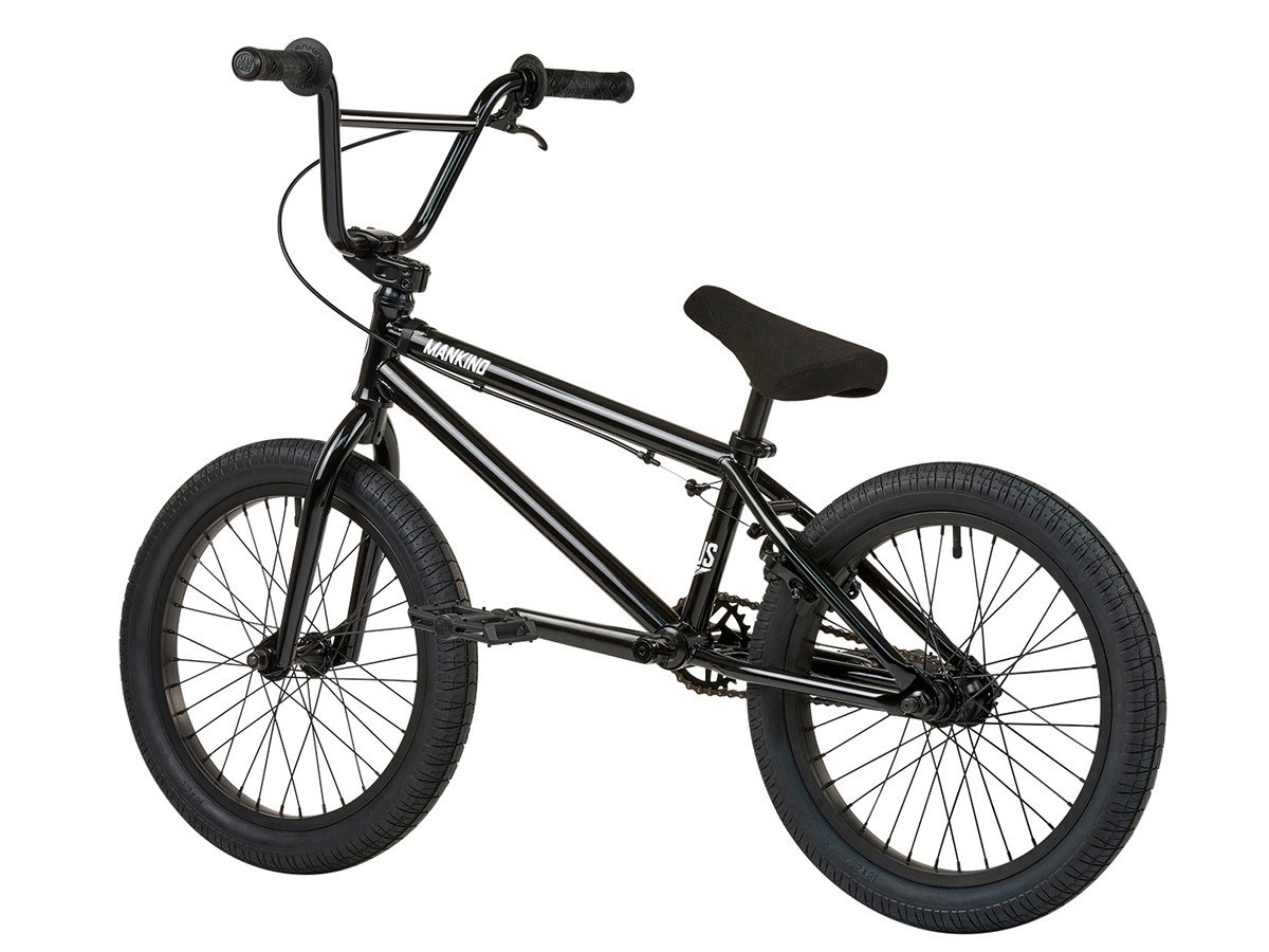 mankind bike co nxs 18 2019 bmx rad 18 zoll gloss. Black Bedroom Furniture Sets. Home Design Ideas