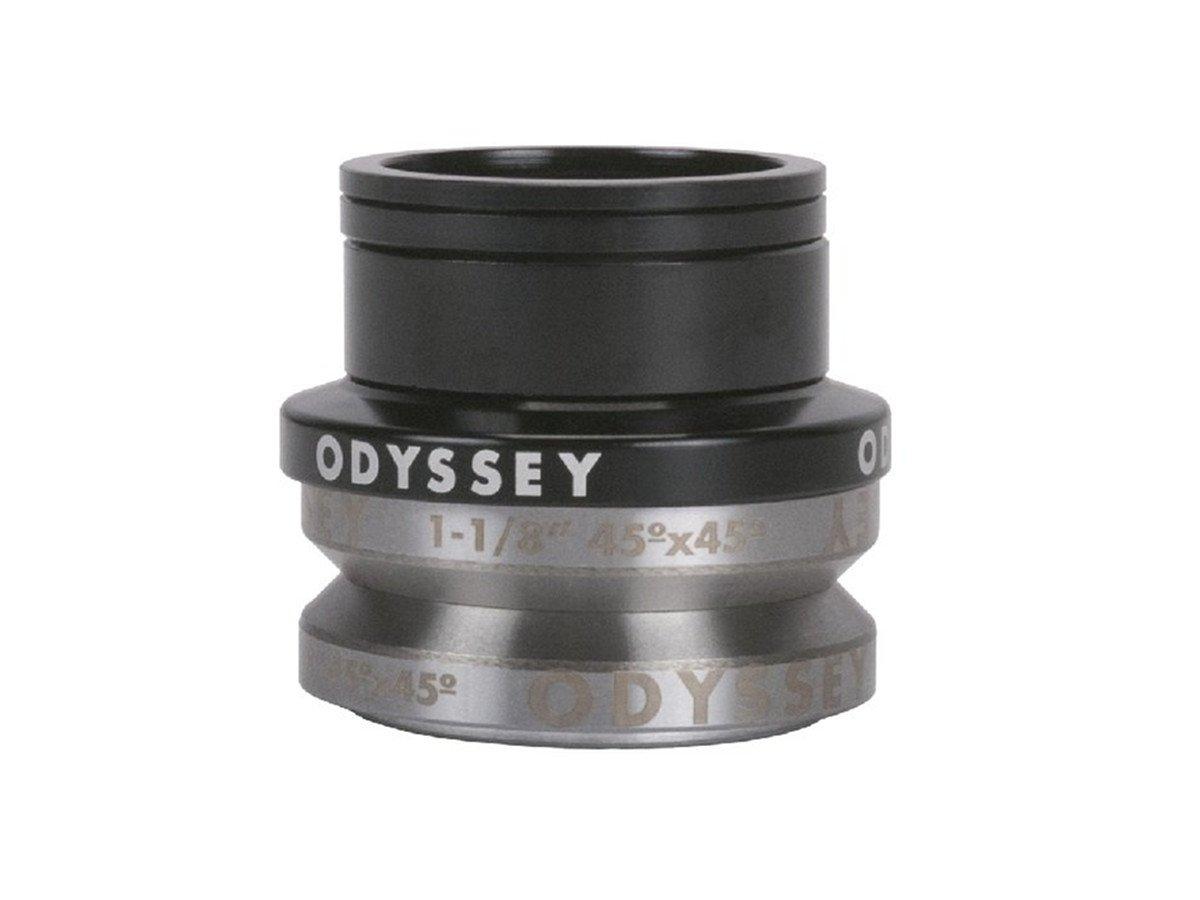 Odyssey Integrated Pro BMX Casque Ody Int Pro MX 1-1//8 cmpy 45d BLK