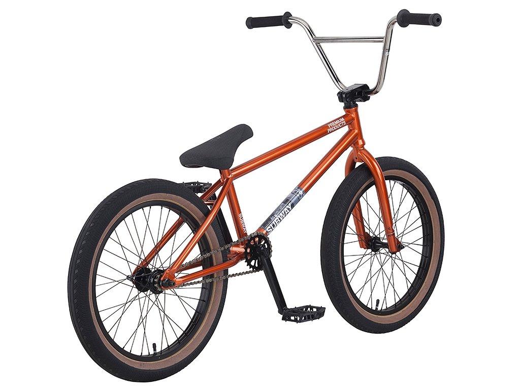 Premium Quot Subway Quot 2016 Bmx Bike Brakeless Gloss Copper Kunstform Bmx Shop