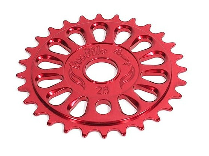 Black BMX Sprocket Alloy USA Made by PROFILE Imperial 27T