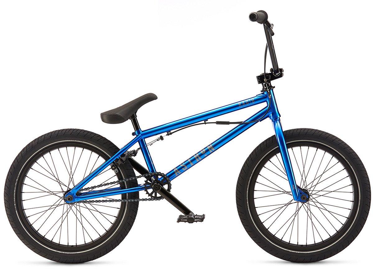"Radio Bikes ""Astron"" 2017 BMX Bike - Blue Chrome ..."