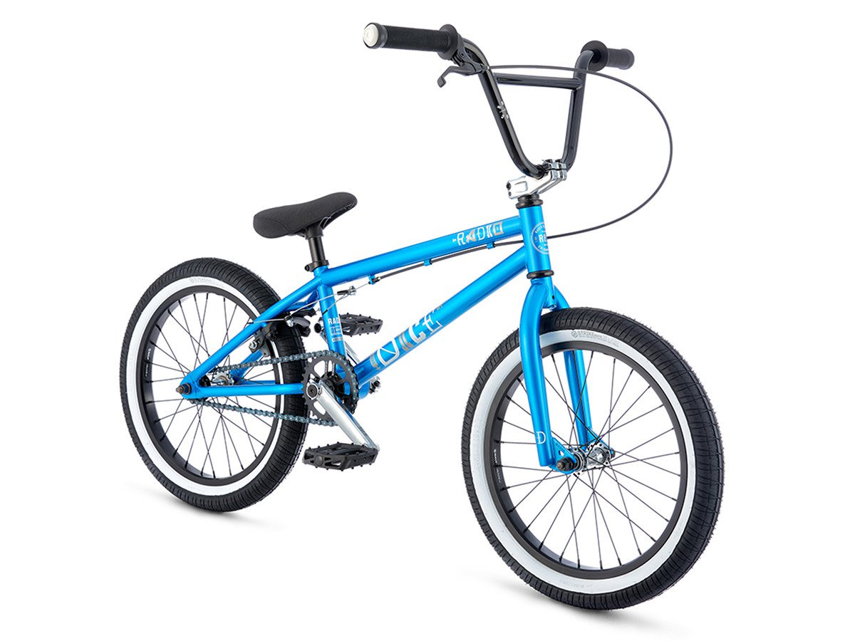 radio bikes dice 18 2017 bmx rad 18 zoll cyan blue. Black Bedroom Furniture Sets. Home Design Ideas