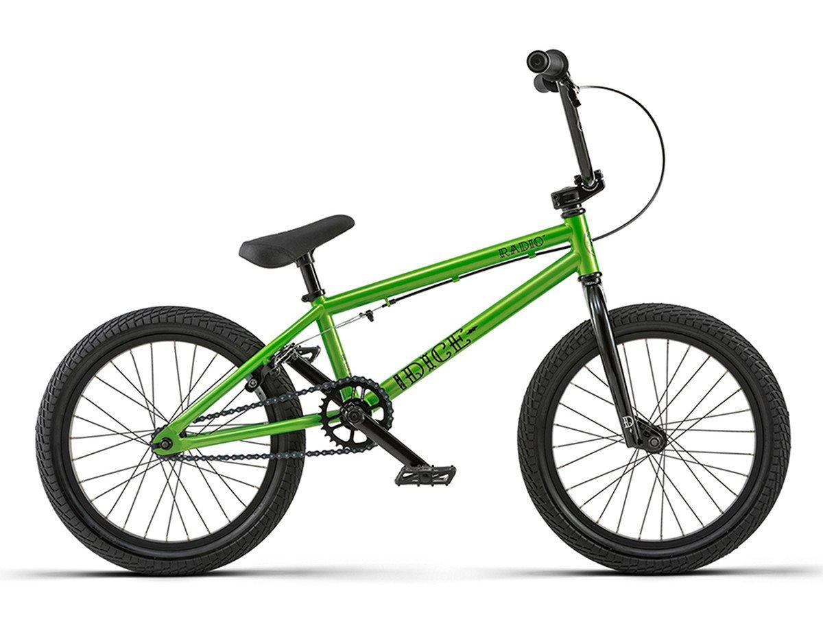 Bmx Bike Age