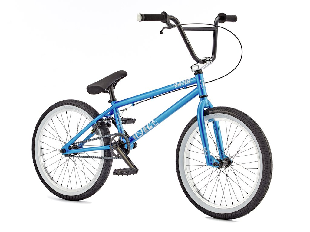 Bmx Bike Blue Color