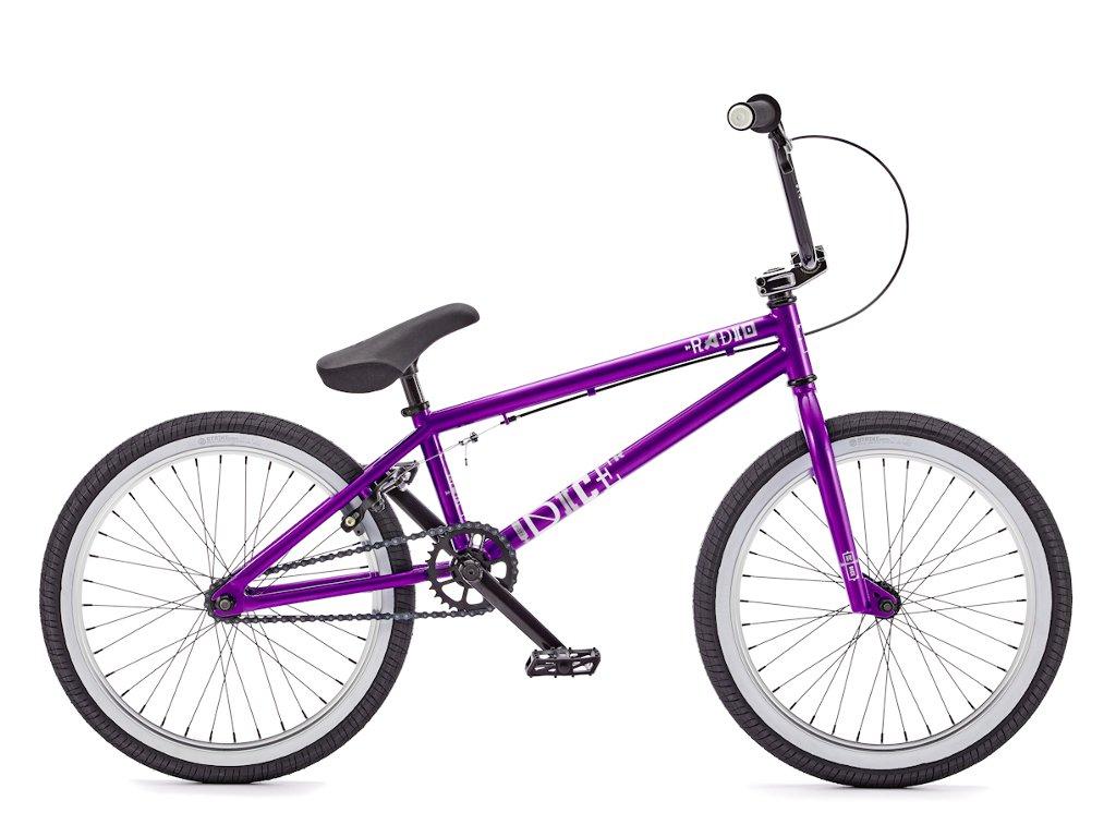 Radio Bikes Quot Dice Quot 2016 Bmx Bike Glossy Purple Kunstform Bmx Shop Amp Mailorder Worldwide