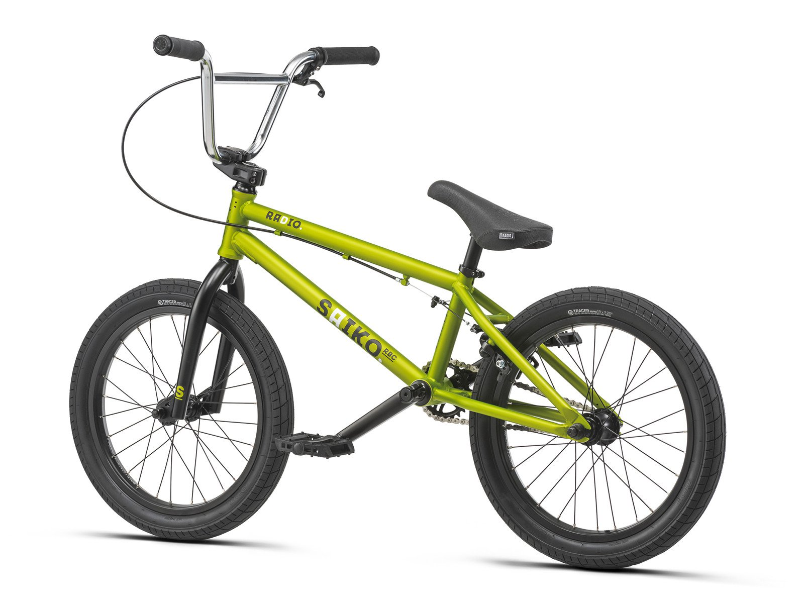 radio bikes saiko 18 2019 bmx rad 18 zoll matt. Black Bedroom Furniture Sets. Home Design Ideas