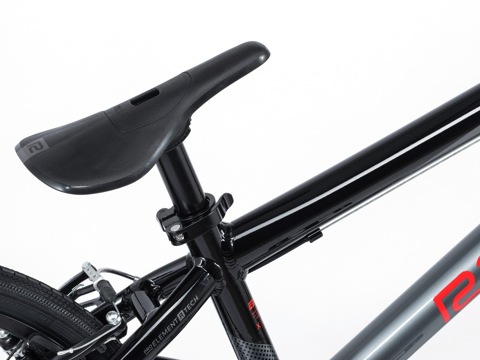 ALLOY SEATPOST 29.2mm Black /& Silver MTB BMX Cruiser Bike Bicycle Cycling New