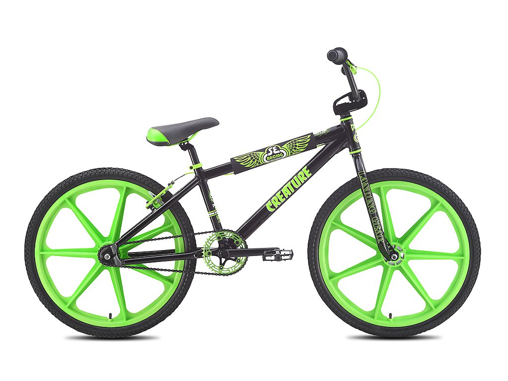 Se Bikes Creature 24 2016 Bmx Cruiser Bike 24 Inch P 8945 on custom stereo
