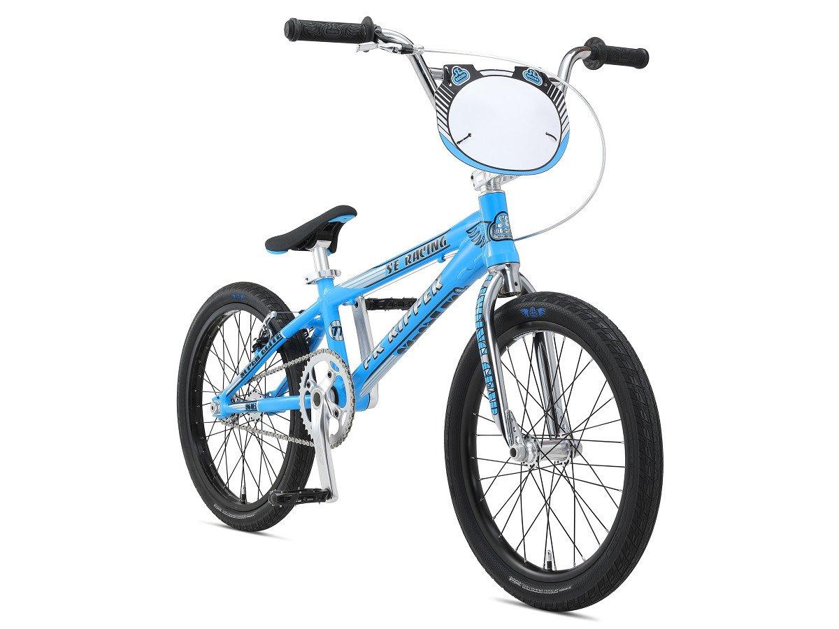 "BMX LightWeight Alloy Chainring Sprocket 44T  x 1//8/"" Blue//Black Bikes New"
