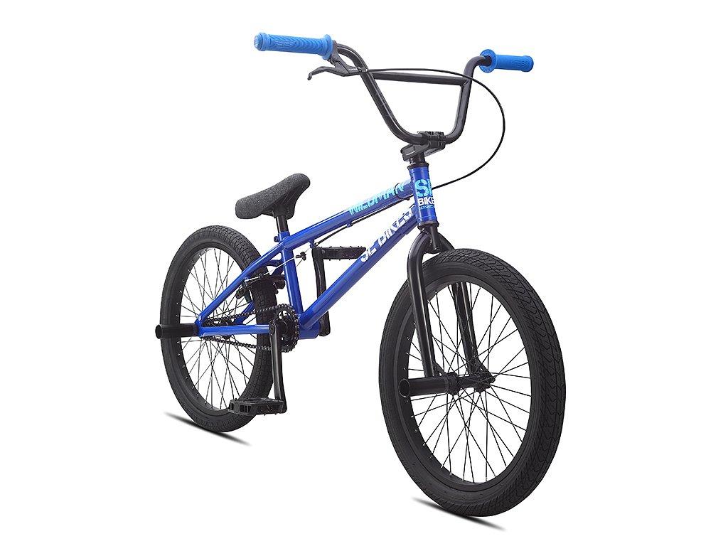 se bikes wildman 2016 bmx rad blau kunstform bmx shop mailorder deutschland. Black Bedroom Furniture Sets. Home Design Ideas