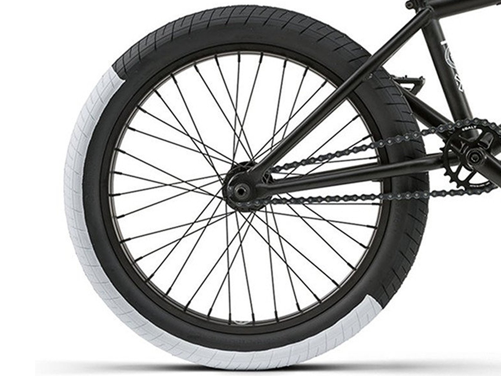 120psi {2x} 650x23c Blue Bicycle Tires 23-571