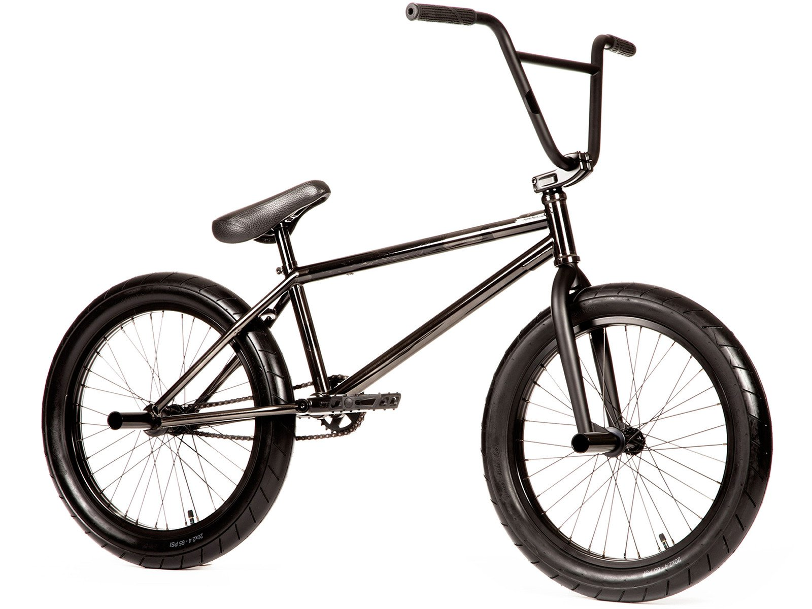 Stereo Bikes Electro 2018 Bmx Bike Lhd Black Chrome