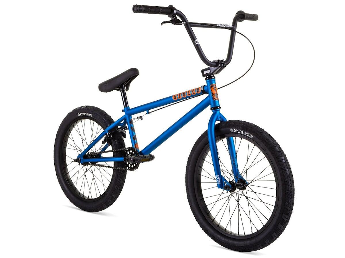 Stolen Bmx Casino Xl 2021 Bmx Bike Matte Ocean Blue Kunstform Bmx Shop Mailorder Worldwide Shipping